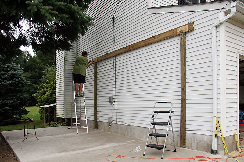 how to built a carport