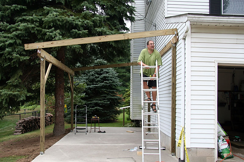 Woodworking Plans Carport Plans Attached To Garage Pdf Plans