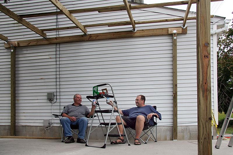 Fmueller Com 187 How To Built A Carport